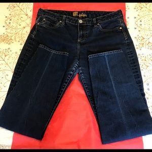 Kit from the Kloth straight leg jeans